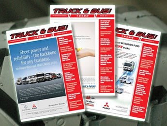 Truck and Bus magazines