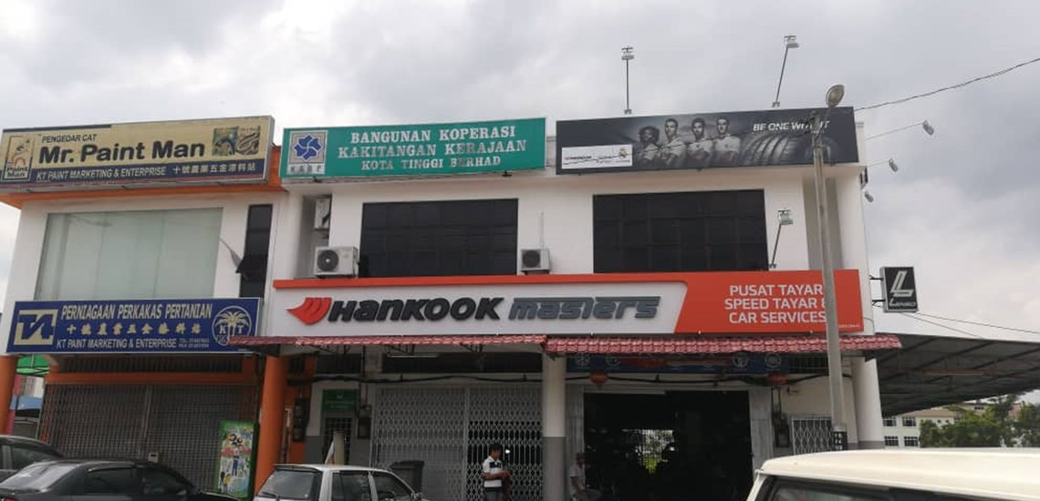Speed Tire and Hankook Tire Malaysia