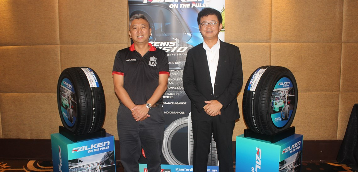 Stamford Tyres Malaysia and Sumitomo Rubber Industries