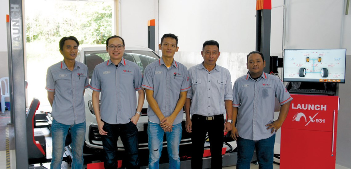 Vebo Auto Service & Launch Tech