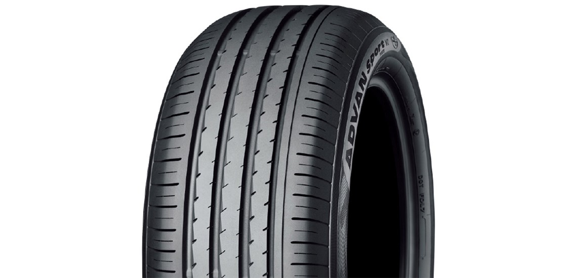 Yokohama Tyres Factory-Equipped on Mercedes-AMG E-Class 53-series