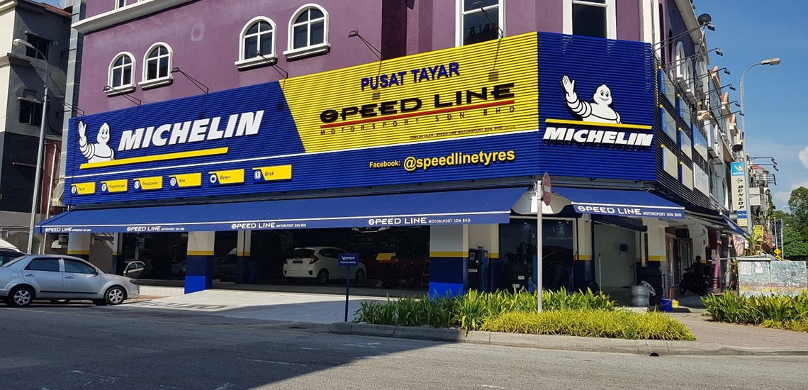 Michelin & Speedline