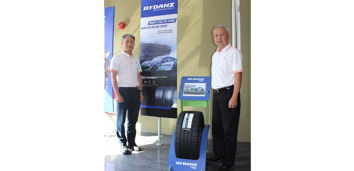 Kai Shen Marketing & Rydanz tyres