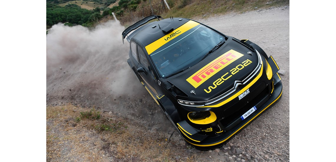 Pirelli in Gear for the World Rally Championship 2021